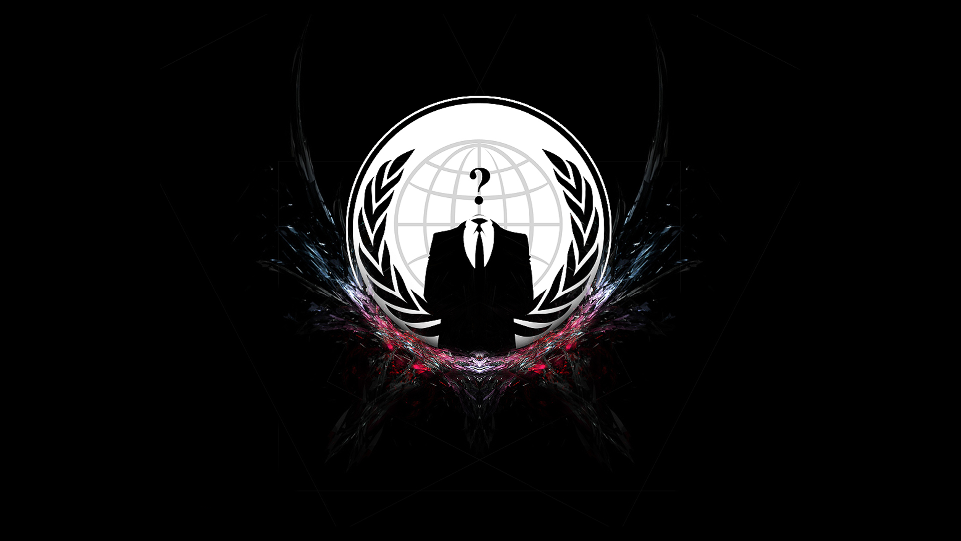 Free Anonymous Wallpaper | Wallpup.com