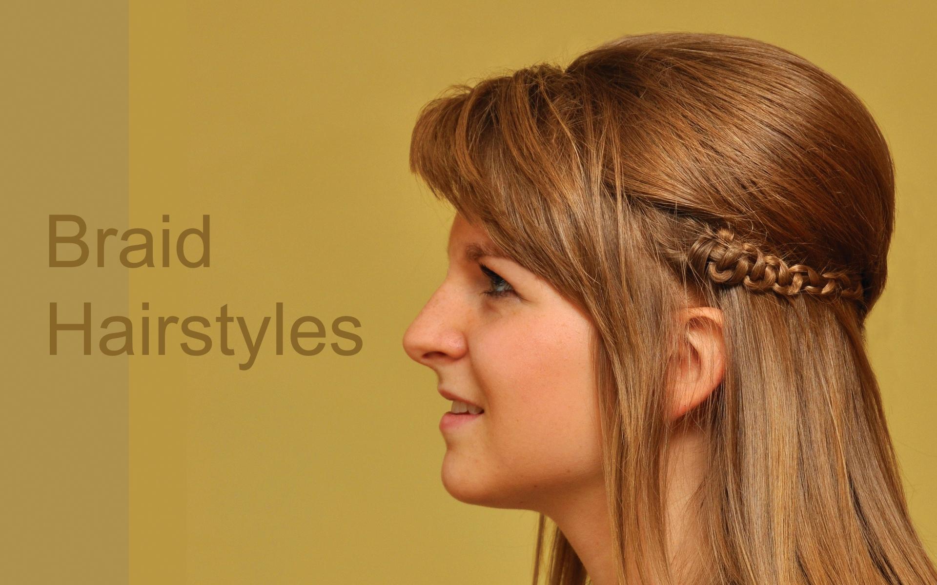 Hairstyles Braids Download: Braid Hairstyles HD Wallpaper