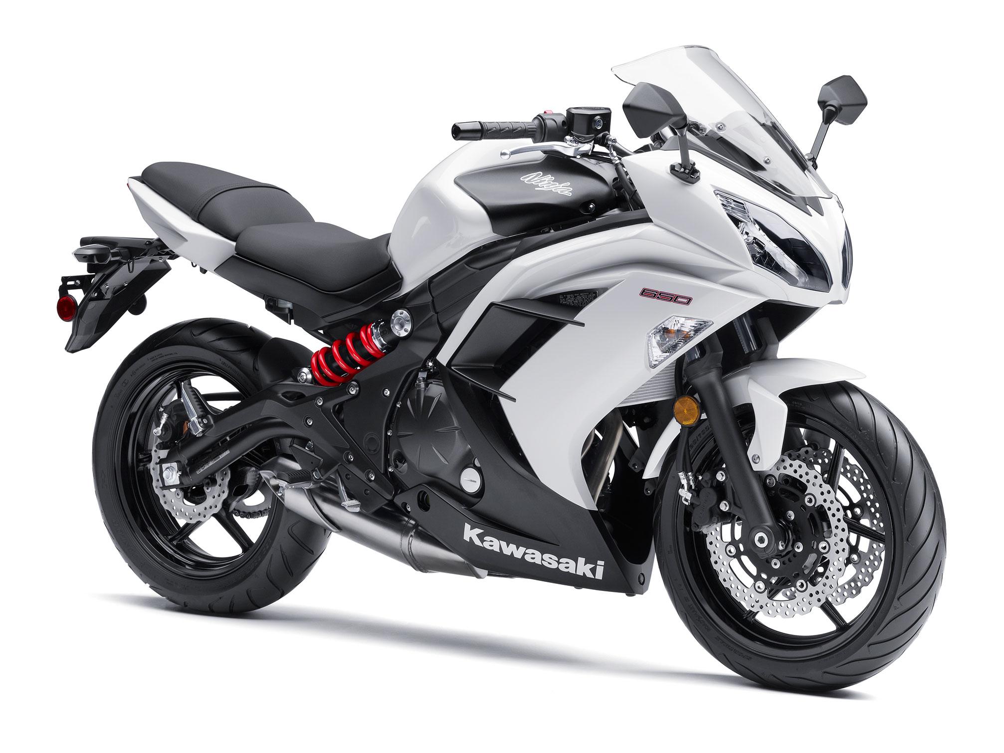 2013 Kawasaki Ninja 650   Wallpup.com