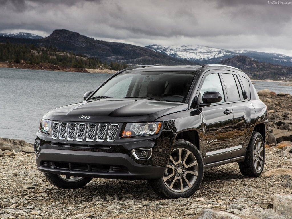 2014 Jeep Compass HD Wallpaper