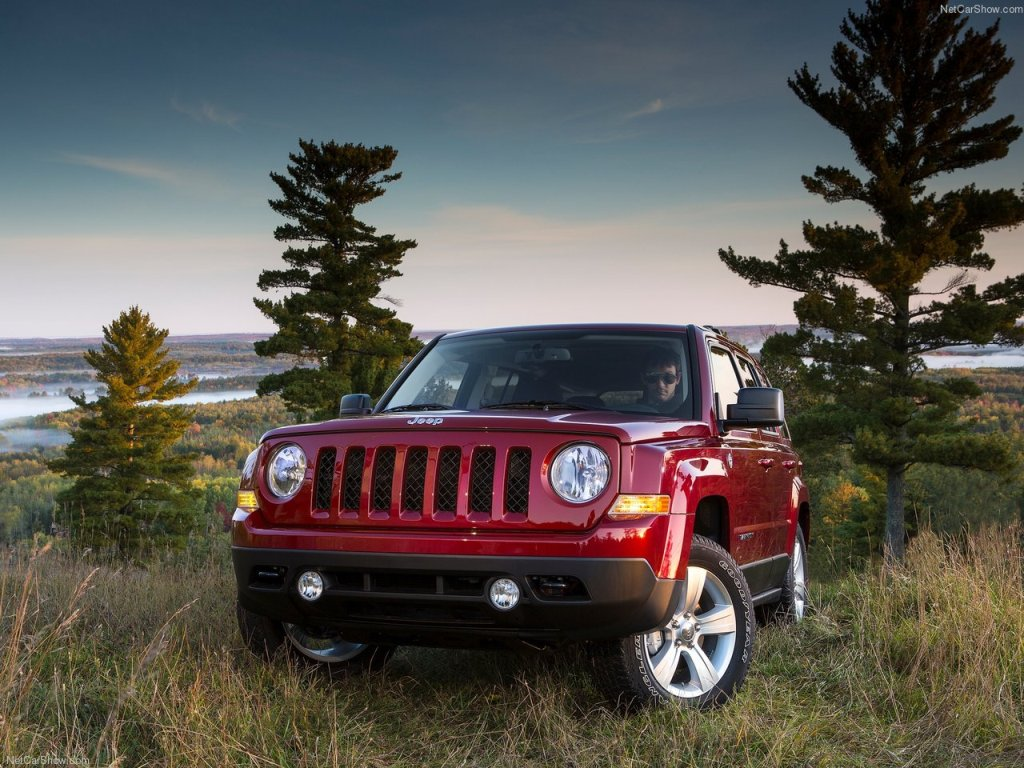 2014 Jeep Patriot HD Wallpapers