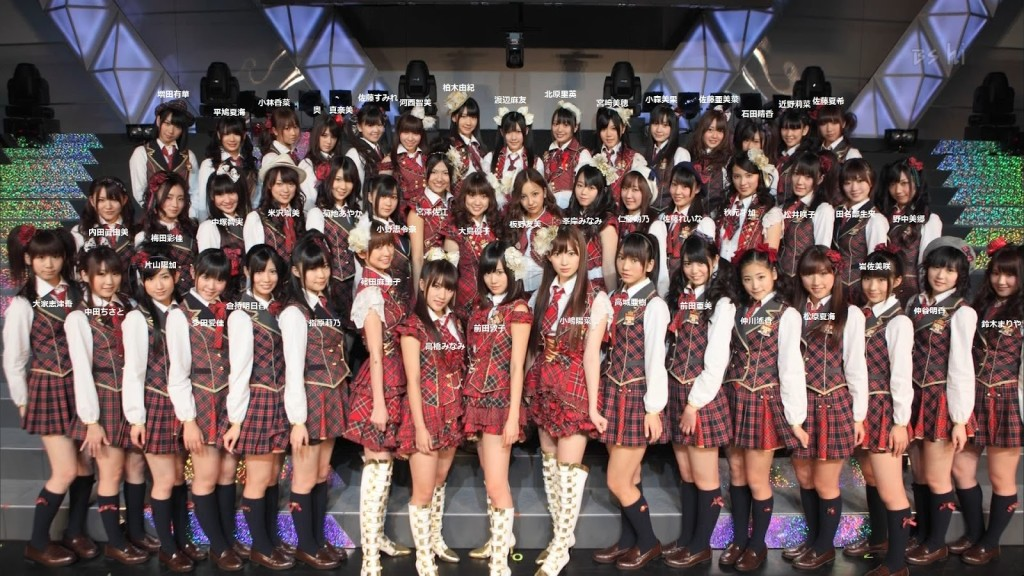 AKB48 Wallpaper 2013