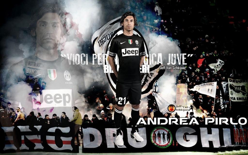 Andrea Pirlo Juventus 2012-2013 Wallpaper