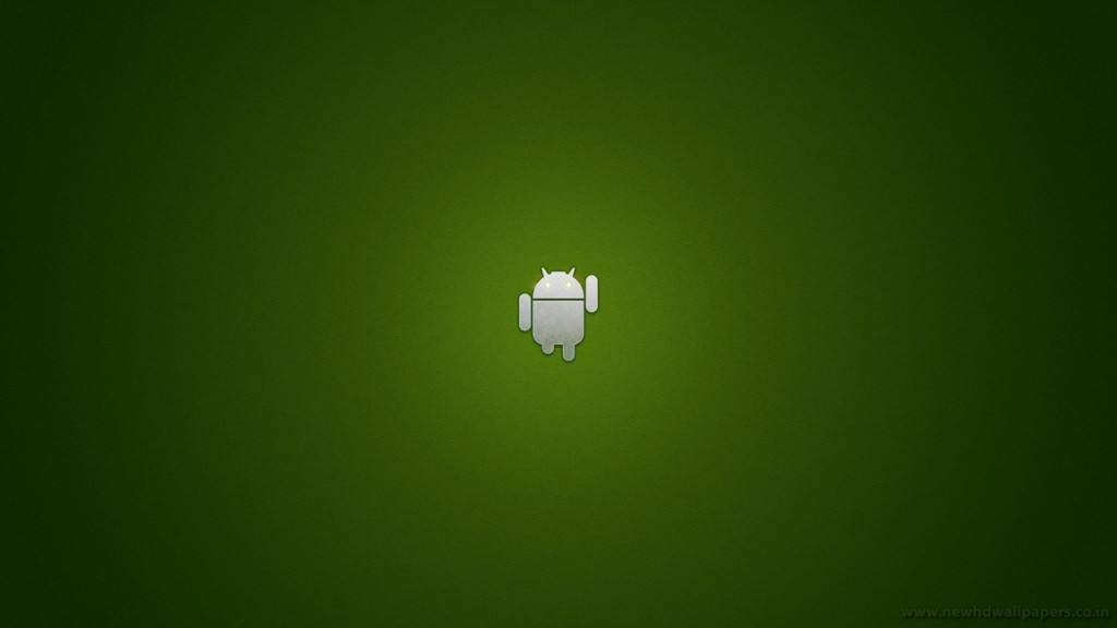Android Phone Logo Wallpaper