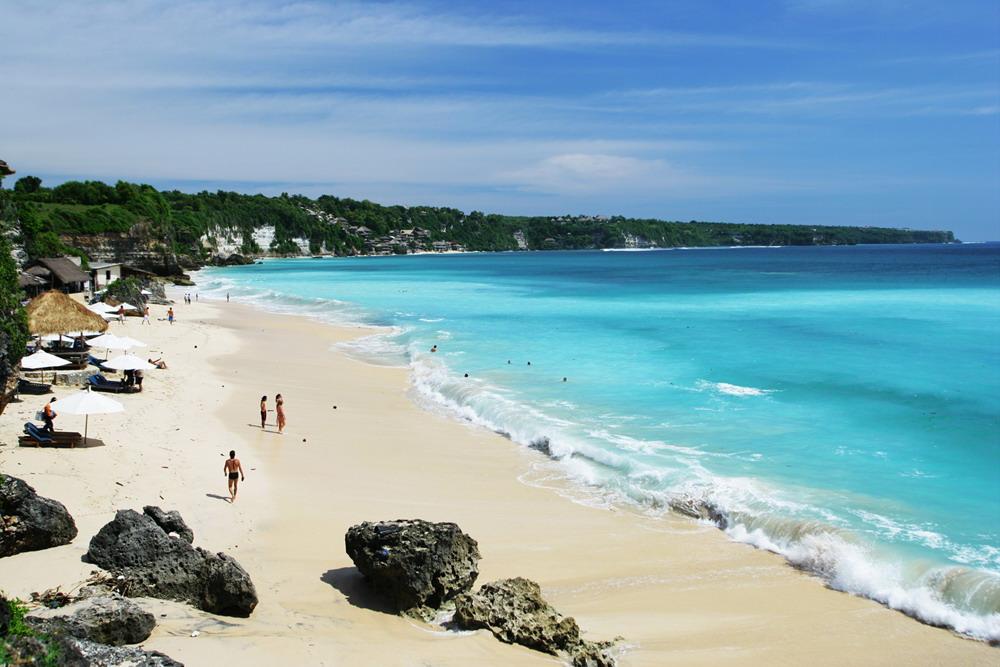 Beautiful Bali Beach Wallpaper