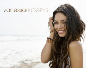 Beautiful Vanessa Hudgens Wallpaper