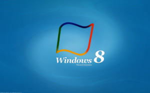Beautiful Windows 8 wallpaper