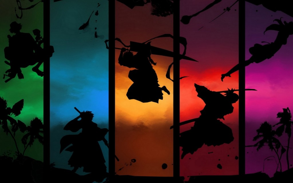 Bleach Anime HD Wallpaper