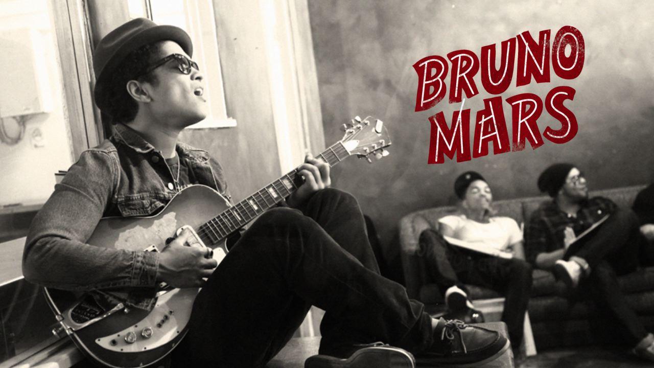 Bruno Mars Wallpaper 2013