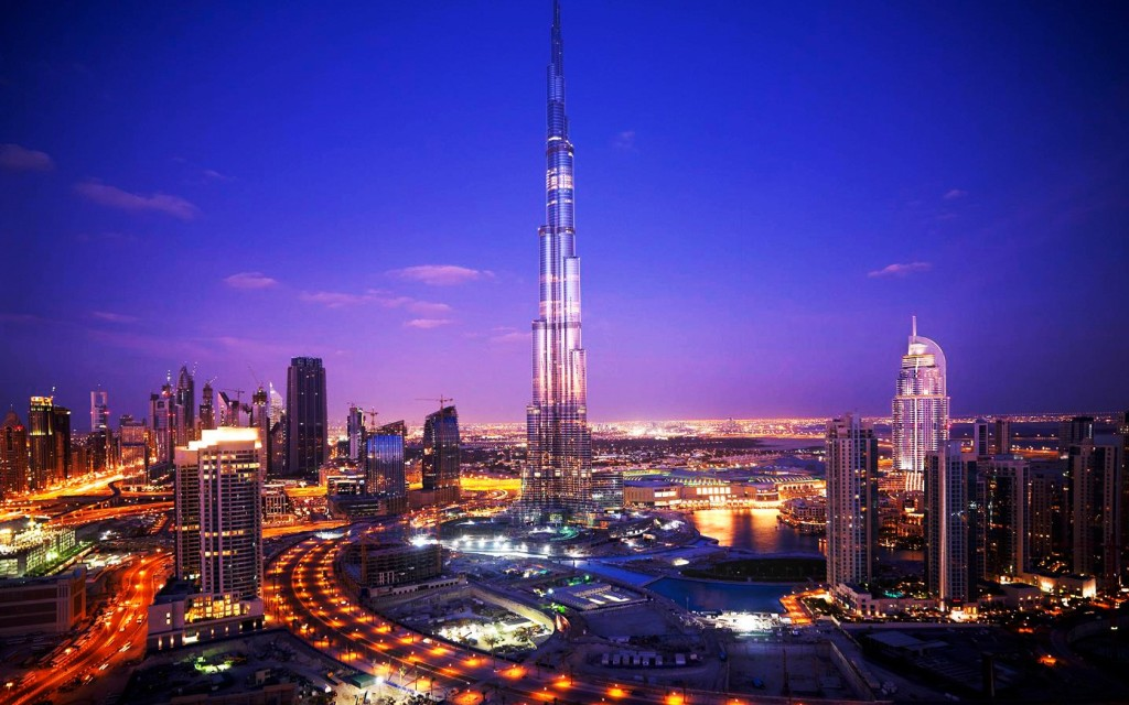 Burj Khalifa Towe Dubai Wallpapers