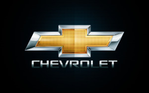 Chevrolet Logo 3D