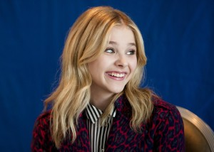 Chloe Moretz Dark Shadows Portraits
