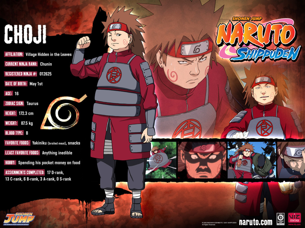 Choji Naruto Shippuden Wallpaper