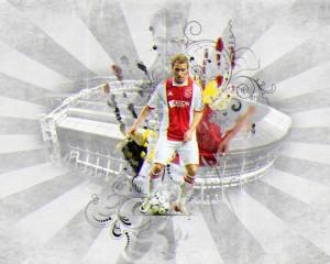 Christian Eriksen Ajax FC 2012-2013