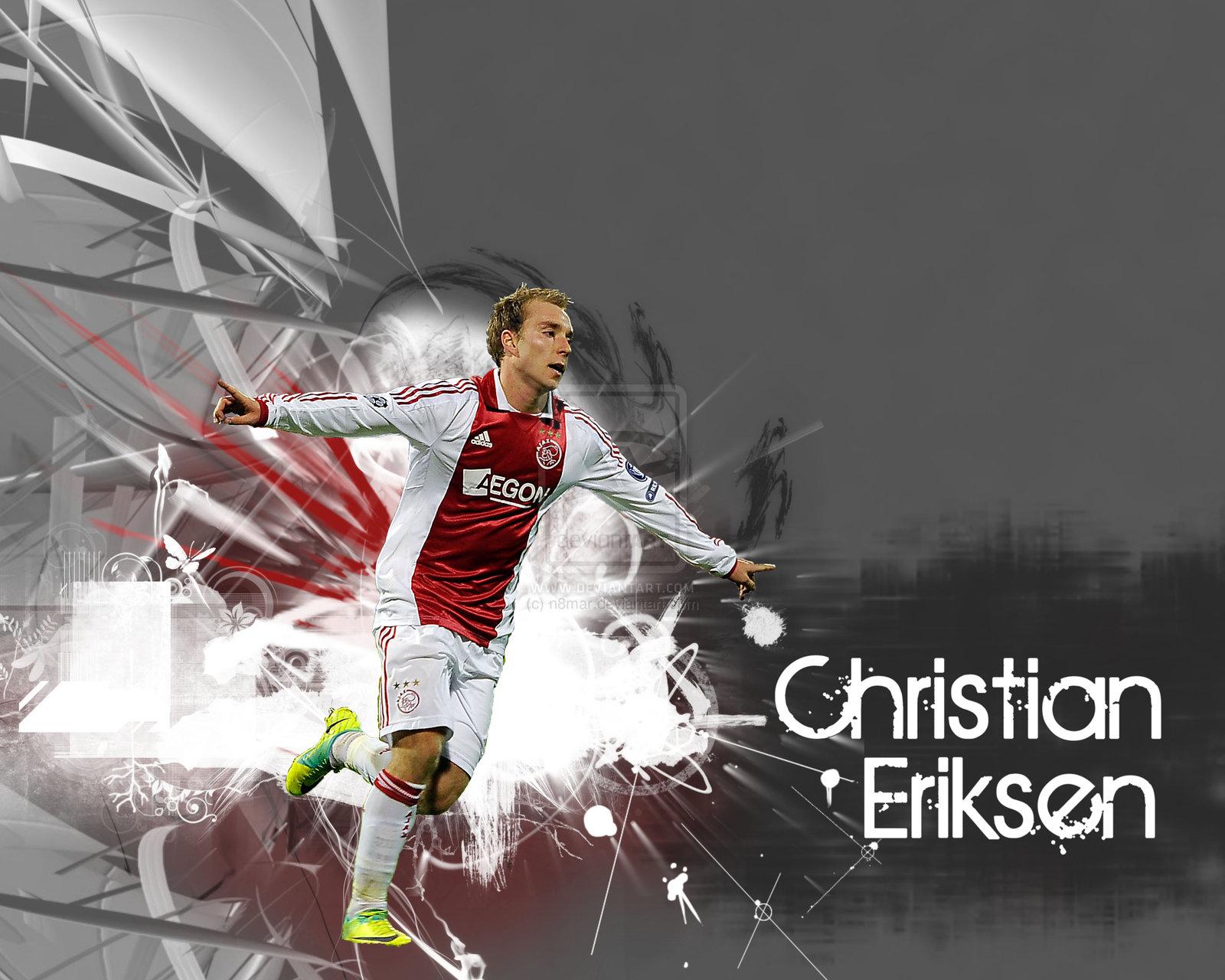 Christian Eriksen Denmark 2013