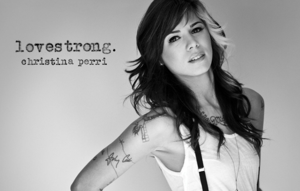 Christina Perri love Strong