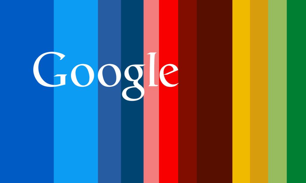 Colourfull Google Wallpaper