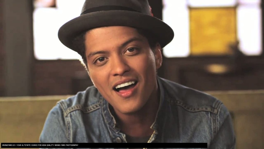 Cool Bruno Mars Wallpaper