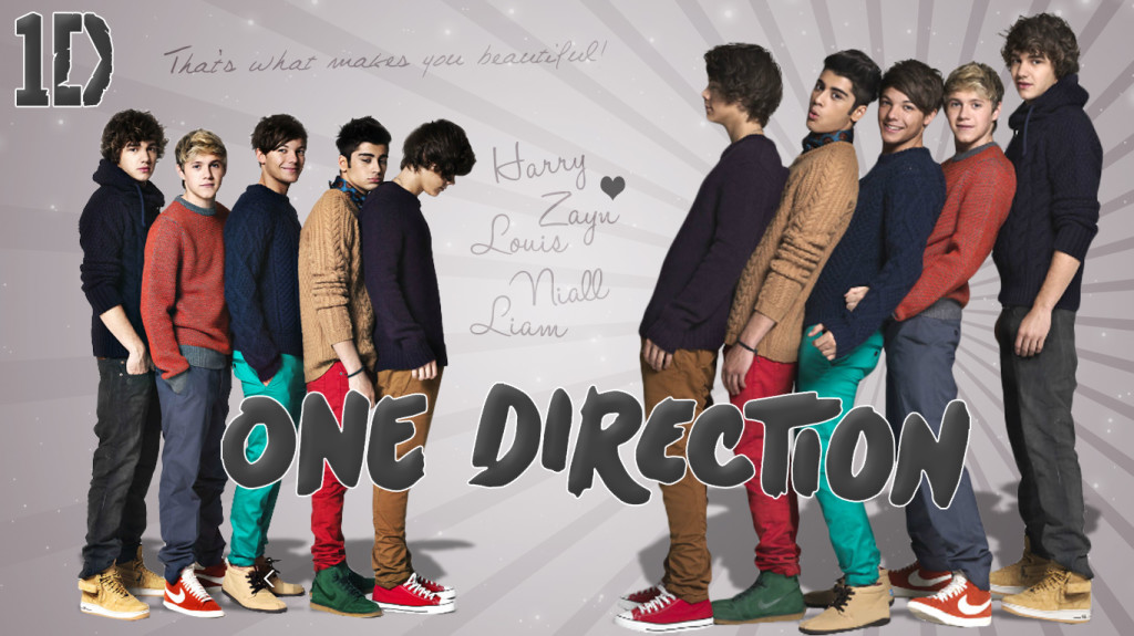 Cool One Direction Wallpaper