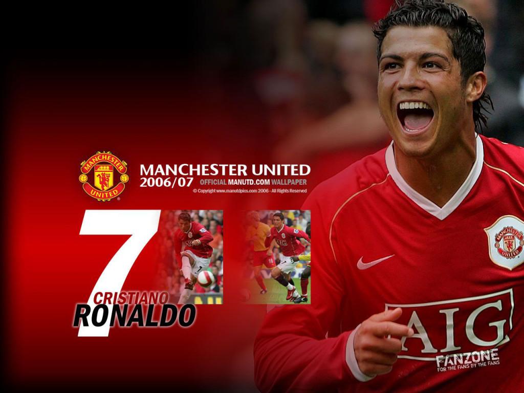 Cristiano Ronaldo 7 Wallpaper