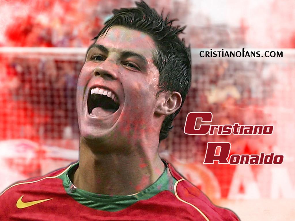 Cristiano Ronaldo Portugal Wallpaper 2009