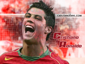 Cristiano Ronaldo Portugal Wallpaper 2009