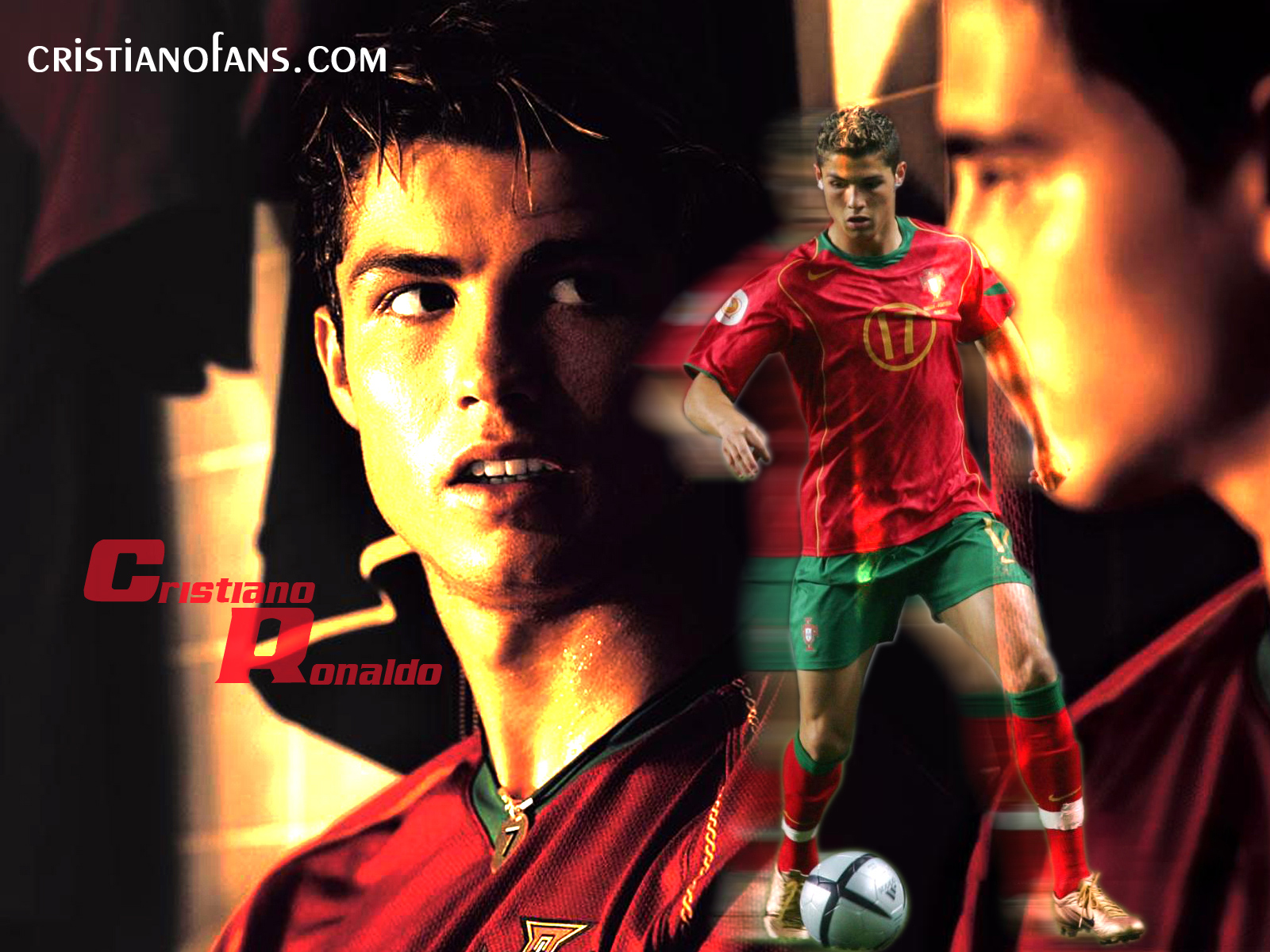 Cristiano Ronaldo Wallpaper 2009 Images & Pictures - Becuo
