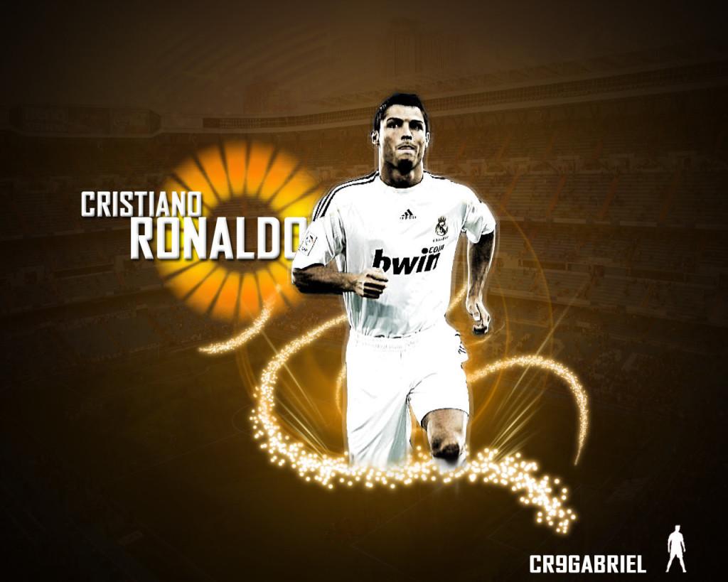 Cristiano Ronaldo Real Madrid Photo Wallpaper
