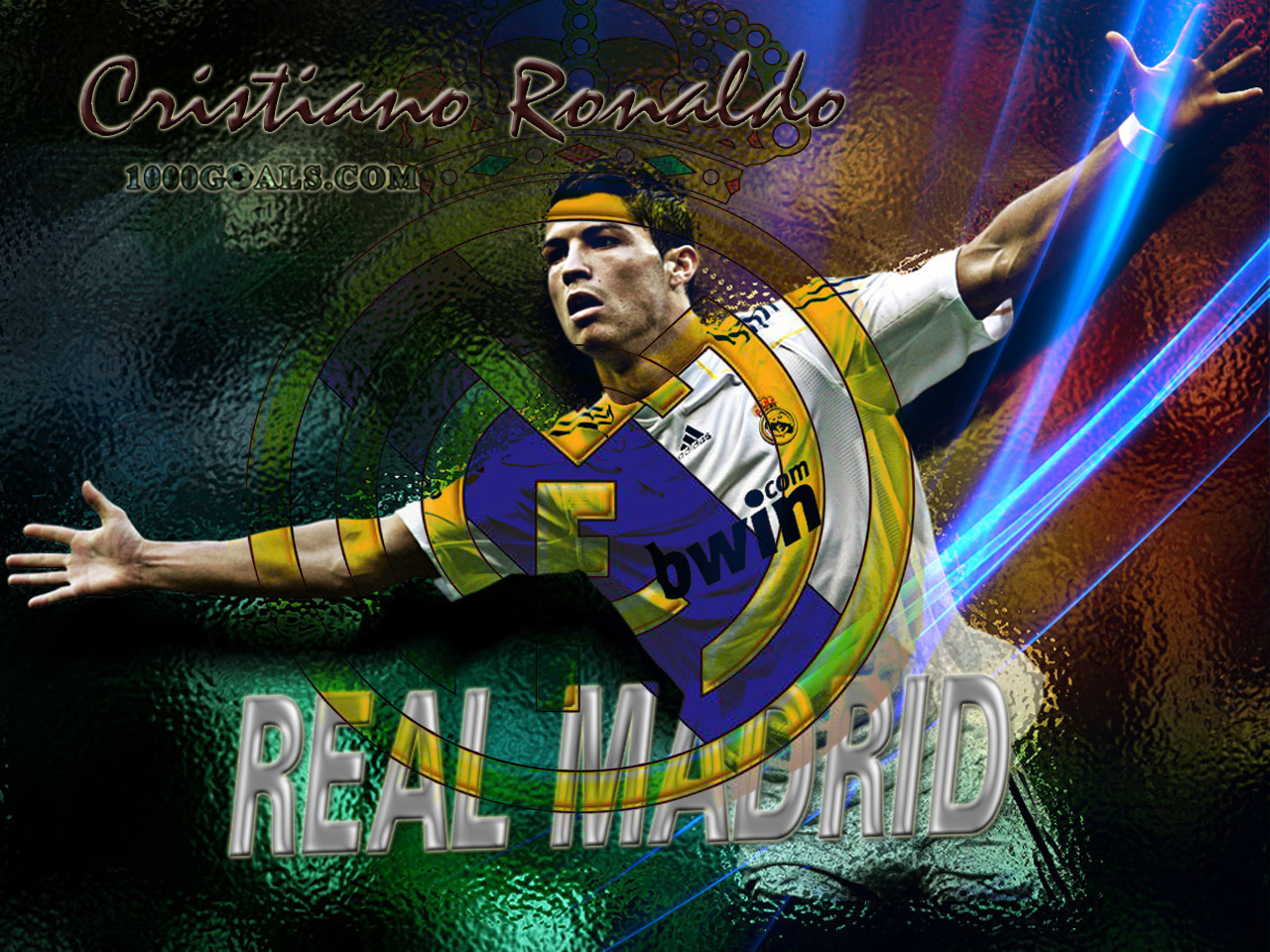 Cristiano Ronaldo Real Madrid Wallpaper For Desktop