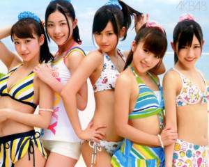 Cute AKB48 Wallpaper 2013