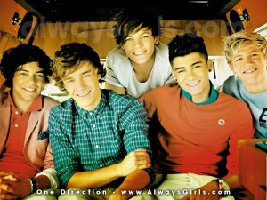 Cute One Direction Wallpaper