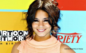 Download Wallpaper Vanessa Hudgens