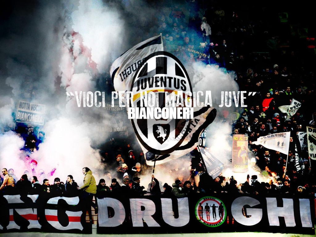Drughi Juventus Wallpaper