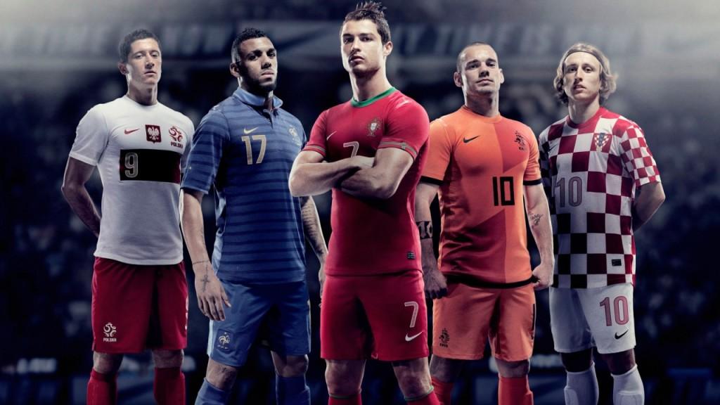 Euro 2012 Team Wallpaper