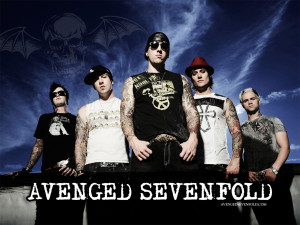 Evenged Seven Fold Wallpaper