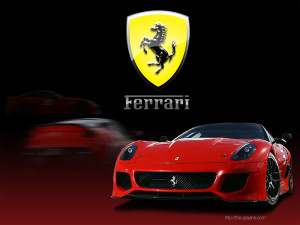 Ferrari Car For Desktop wallpaper