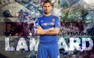 Frank Lampard 2012-2013 Chelsea Wallpaper