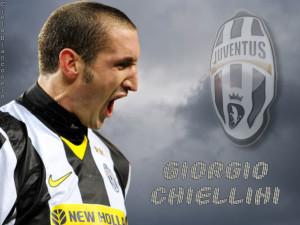 Giorgio Chiellini Juventus FC 2012-2013