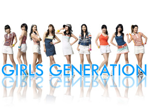 Girl Generation SNSD Wallpaper