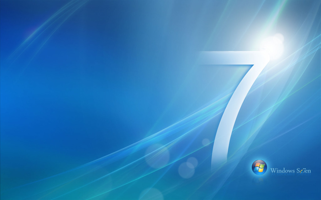 High Resolution Windows 7 Wallpaper