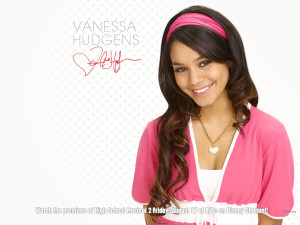 High School Musical 2 vanessa hudgens
