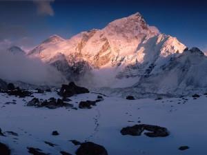 Himalaya Mountains, Nepal Wallpaper