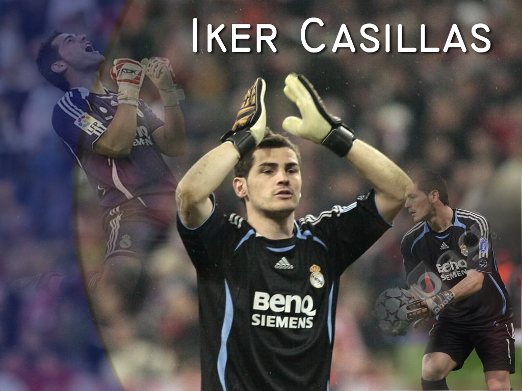 Iker Casilas Real madrid