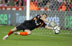 Iker Casilas Save Ball Real madrid