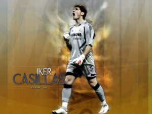Iker Casilas Wallpaper Real madrid