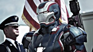 Iron Man 3 Movie HD Wallpaper