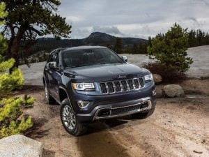 Jeep Grand Cherokee HD Wallpaper
