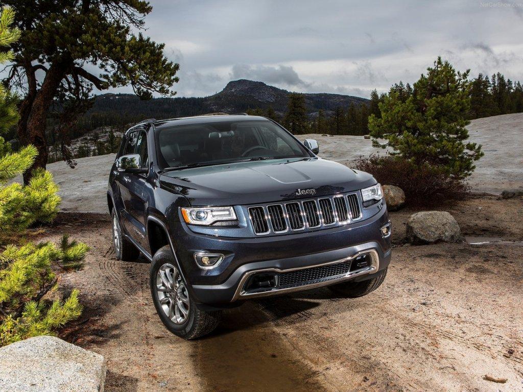 Jeep Grand Cherokee HD Wallpaper
