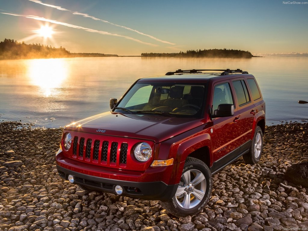 Jeep Patriot HD Wallpapers