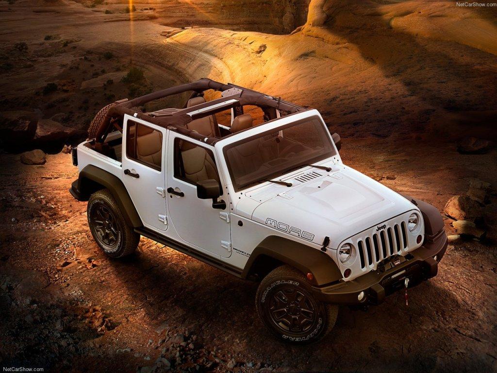 Jeep Wrangler Unlimited Moab HD Wallpaper